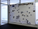 Vue partielle de l'exposition ''VIRVOUCHER'' d'Alain MICHARD