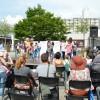 Fête du quartier Colombier, le samedi 28 mai 2016 sur la Dalle du Colombier, avec le PHAKT - Centre Culturel Colombier - RENNES (35)