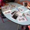 Lancement de la résidence de Anita GAURAN à l'école Jacques PREVERT de Rennes, le vendredi 13 janvier 2017 à 16h30.