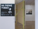 Exposition ''NO PICNIC TODAY'' de Jérôme GRASl