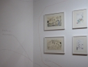 Exposition ''GRAPHIE DU DEPLACEMENT'' de Mathias Poisson.
