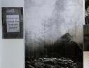 Vue partielle de l\'exposition \'\'Le Centre du monde\'\' d\'Erwan Mahéo au Centre Culturel Colombier à Rennes, photographies : Mathieu Harel-Vivier : www.mathieuhv.fr