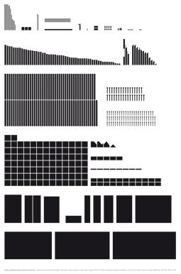 Affiche N°6 : ETAPE 1 : DECOMPOSITION DE L'ESPACE D'EXPOSITION de Clément Aubry, François Feutrie et Elise Guihard, 2010. Trois jeunes artistes récemment diplômés de l'Ecole des beaux-arts de Rennes élaborent ensemble une proposition spécifiquement conçue pour la galerie du PHAKT - Centre Culturel Colombier - RENNES (35)