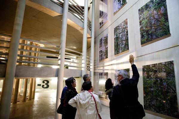 Sortie vivre l'art - 2014. PHAKT - Centre Culturel Colombier, RENNES (35)