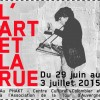 Visuel Stage Ados L'art et la Rue
