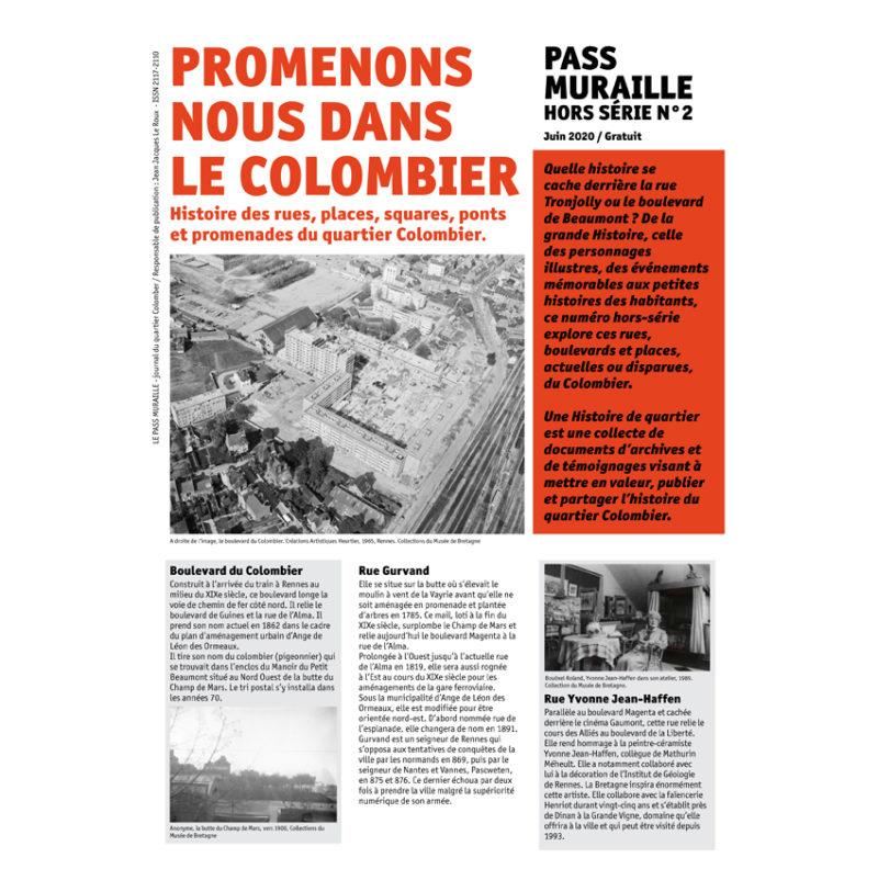 Pass'Muraille Hors Série n°2