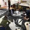 Pratique artistique avec artistes Atelier McClane