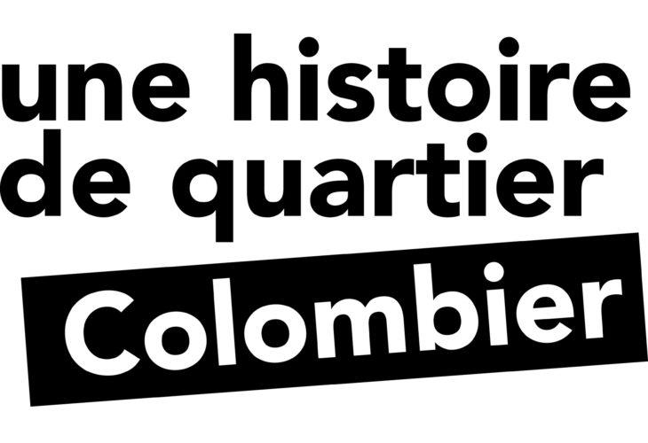 Logo du journal Une histoire de quartier Colombier