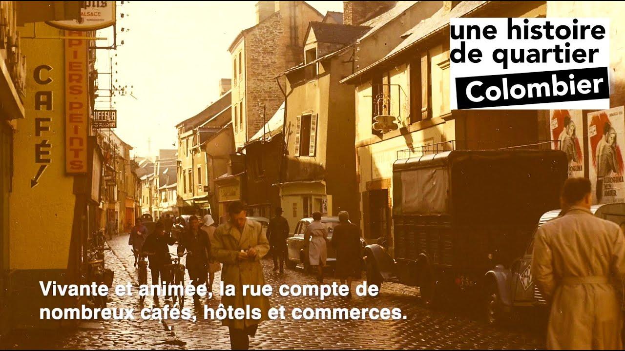 Video : Histoire de la rue Tronjolly